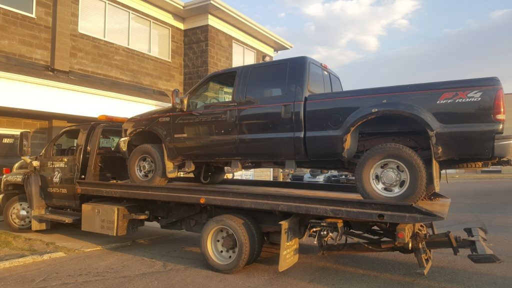 Cheap Towing Calgary
