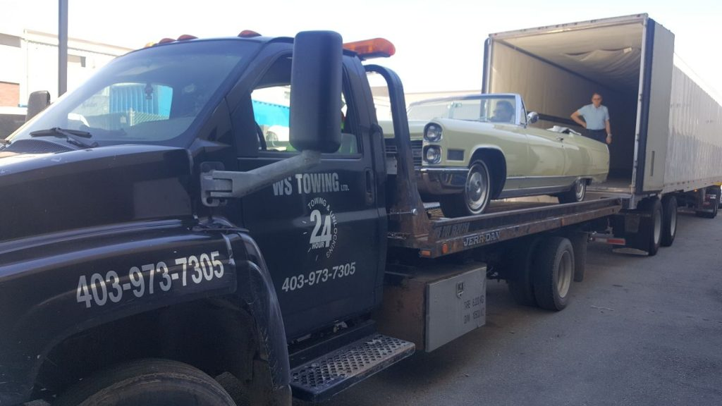car towing services calgary